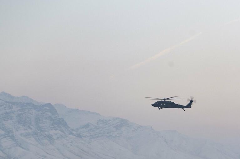 Катастрофа турецкого военного вертолета: число погибших возросло (ФОТО)