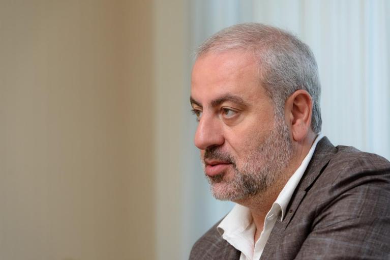 """Артур Гранц: """"В Украине никто не думает, что в мире институт бизнес-репутации — превыше всего"""""""