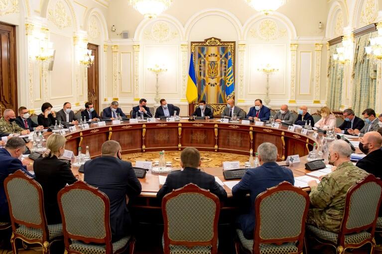 В ОПУ підтвердили проведення засідання РНБО в четвер: що розглянуть