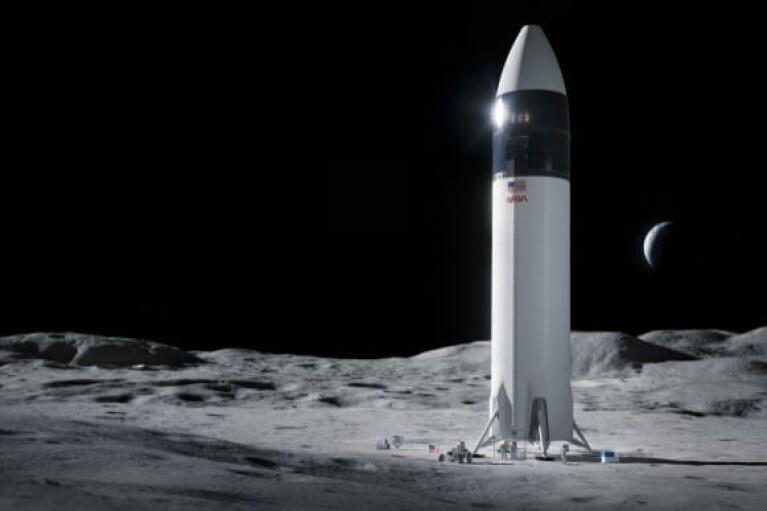 NASA та SpaceХ разом полетять на Місяць (ВІДЕО)