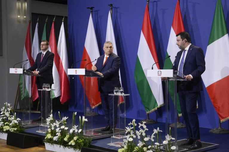 Без перспектив. Почему Орбан не сможет объединить правых Европы