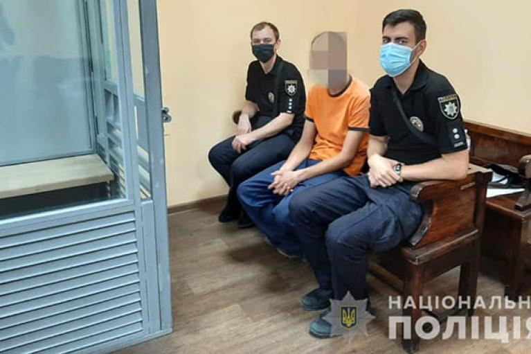 В Кривом Роге суд арестовал мужчину, приковавшего семилетнего ребенка цепью (ФОТО)