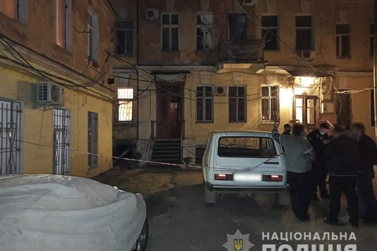 Теракт в Одессе. Неизвестные заминировали газовую трубу в жилом доме