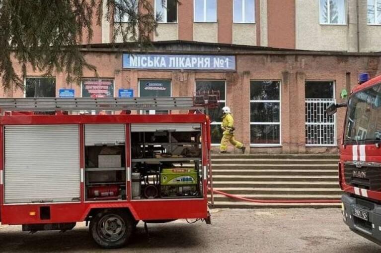 В Черновцах в больнице произошел взрыв: есть погибшие