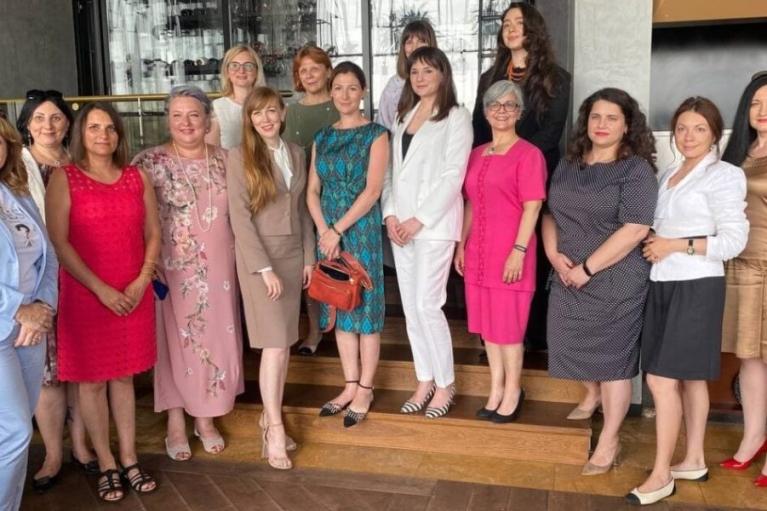 У Києві відбувся дипломатичний сніданок Business Woman Club та міжнародного жіночого клубу МЗС