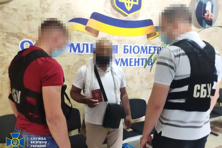 СБУ затримала у Черкасах росіянина зі списку Інтерполу (ФОТО)