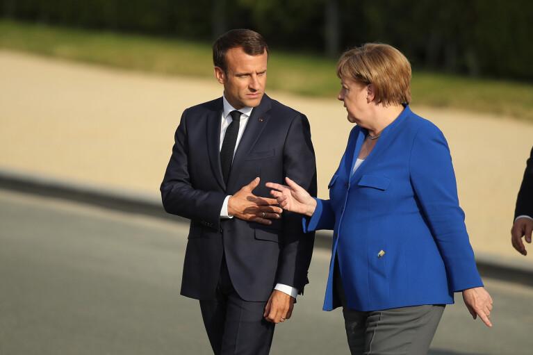 Вместо Меркель. Почему ослабленный Макрон претендует на лидерство в Европе