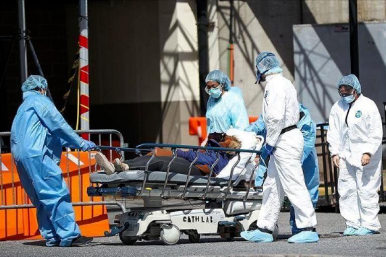 Україна – четверта за COVID-смертністю в Європі