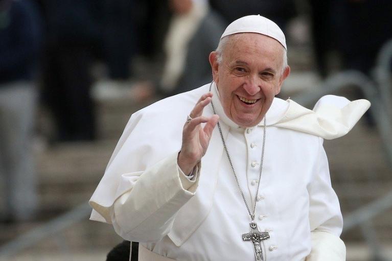 Папа Римський у Ватикані отримав третє щеплення проти коронавірусу