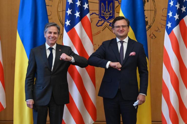 """США готовы принять участие в """"Крымской платформе"""", — Блинкен"""
