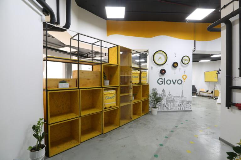 COVID-19 не помеха: Сервис Glovo успешно прижился в 27 городах Украины