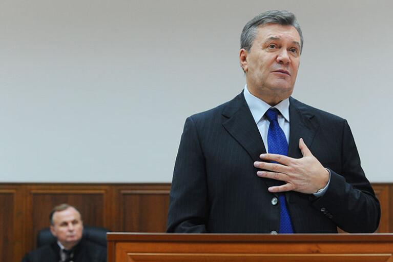 Верховний Суд визнав необов'язковою участь Януковича в засіданнях суду