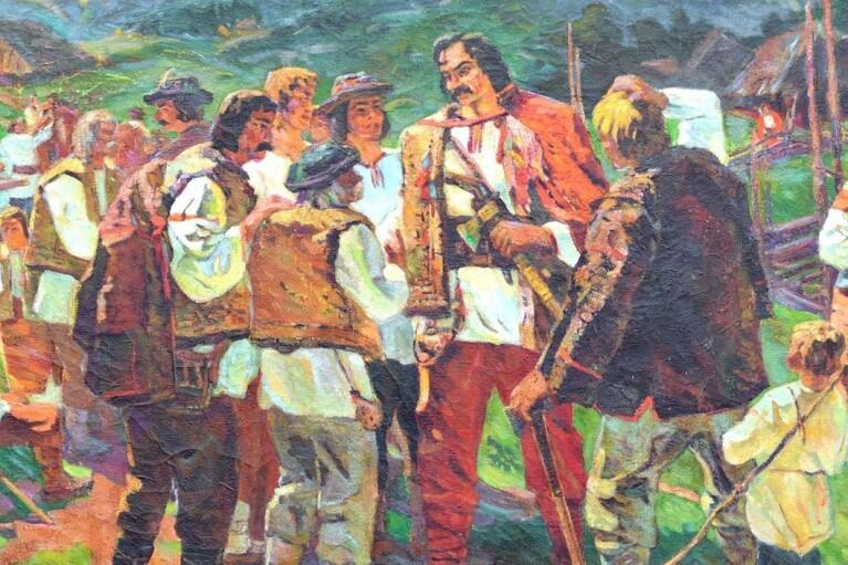 """Защитники народа или карпатские рэкетиры? Зачем СССР превратил опришков в """"робин гудов"""""""
