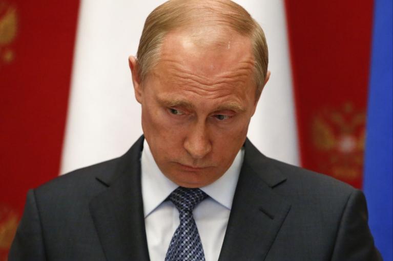 """Путин поручил """"Газпрому"""" увеличить поставки газа в ЕС"""