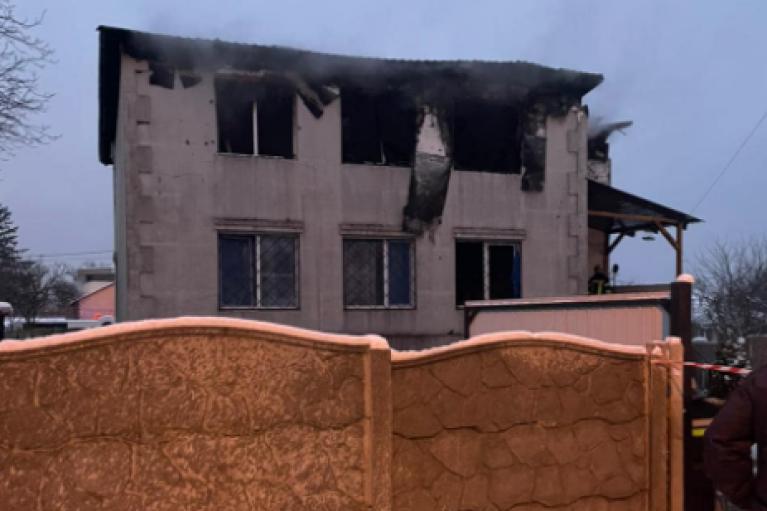 Пожар в доме престарелых в Харькове. Главное