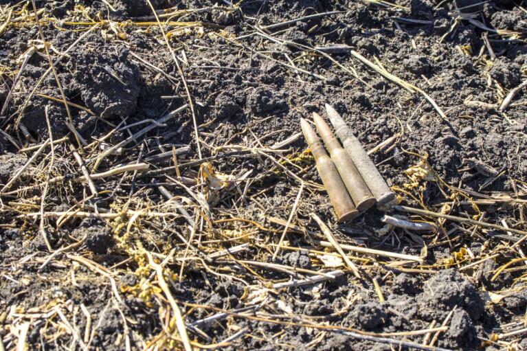 Террористы трижды открывали огонь по украинским позициям