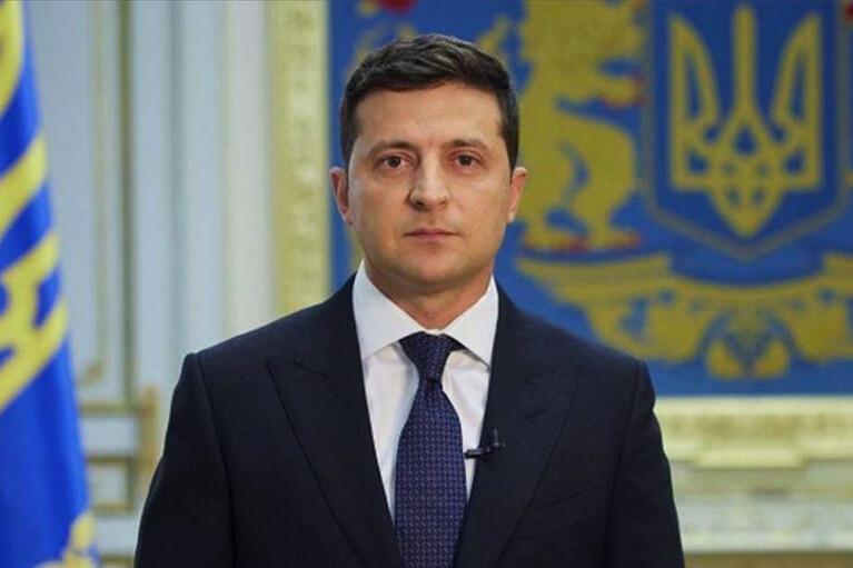 """""""Украина готова к войне"""": Зеленский обратился к украинцам"""