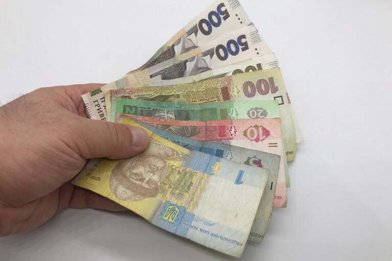 Пенсия двух третей украинцев не превышает трех тысяч гривень (ИНФОГРАФИКА)