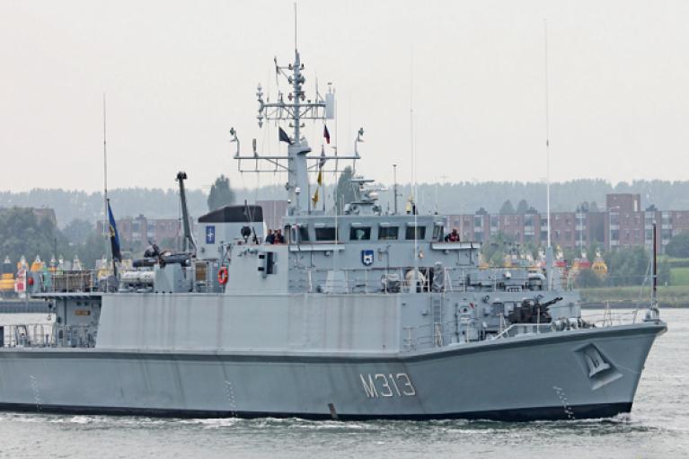 ВМС України отримають два тральники від Британії