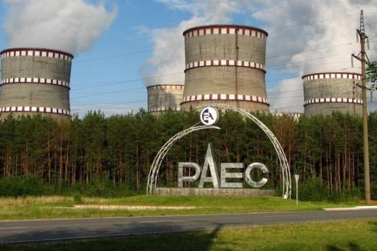 На Ровенской АЭС произошла авария на трубопроводе: вспыхнул водород