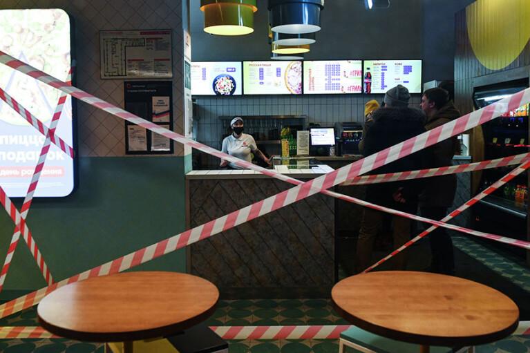 Порушення карантину у Києві: кількість закритих ресторанів зросла вдвічі