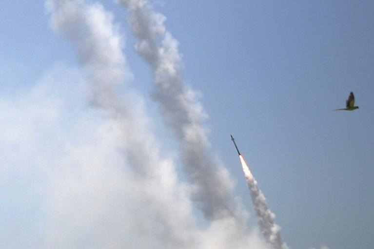 ХАМАС випустив по Ізраїлю майже 3 тисячі ракет