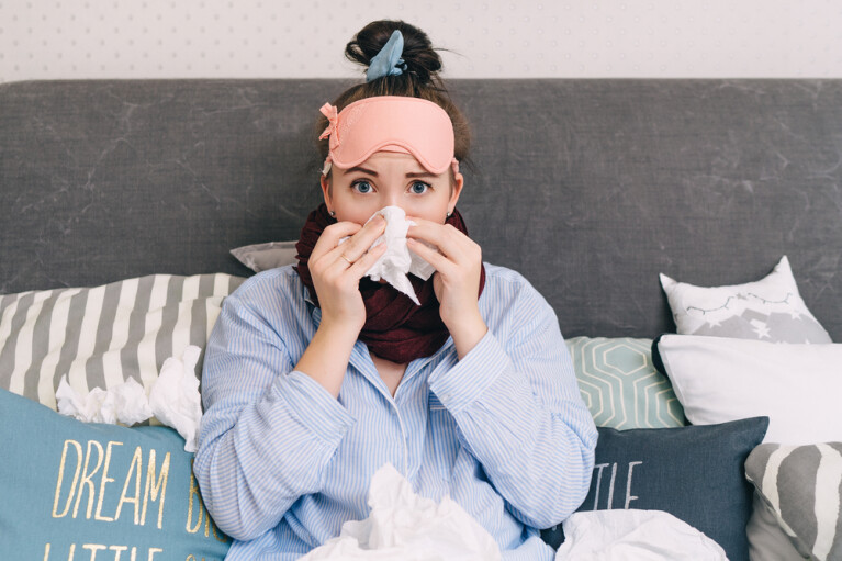 Коронавирус и грипп. Как отличить и поможет ли вакцина