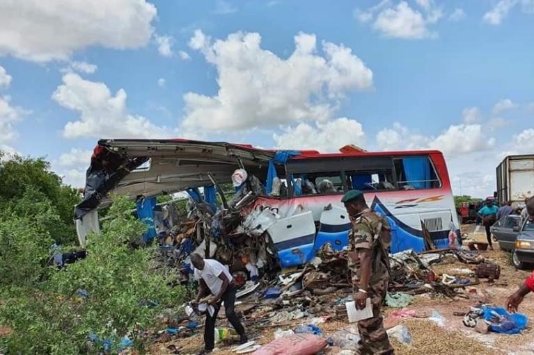 В Мали в ДТП с грузовиком погибли почти 40 человек