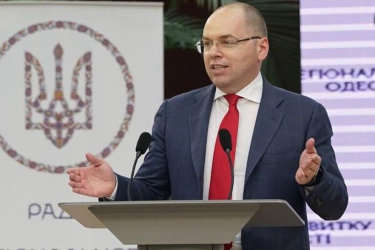 Степанов сподівається, що вакцинуватися будуть по 10 тисяч осіб на добу