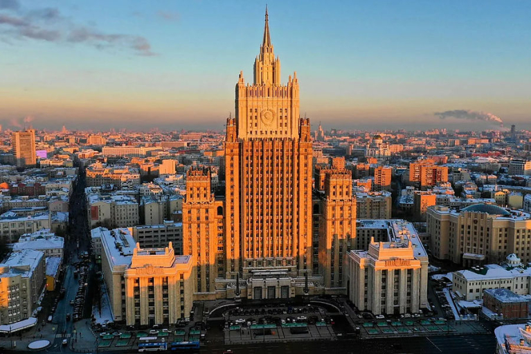 Росія висилає співробітника посольства Румунії