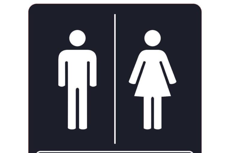 """Рынок в Мариуполе """"оградил"""" от невакцинированных туалет (ФОТО)"""