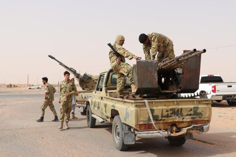 Сто лет тому вперед. Пентагон показал, как в Ливии воюют Антанта и Тройственный союз