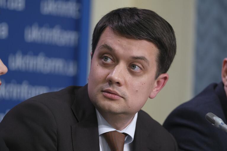 Разумков поручил комитету Рады решить вопрос с АЗС