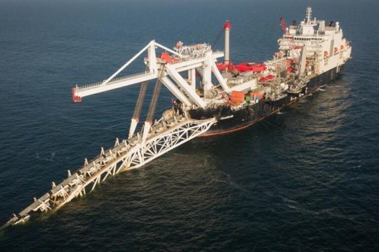 """Будівництво """"Північного потоку-2"""" у водах Данії затягується на півроку, — ЗМІ"""