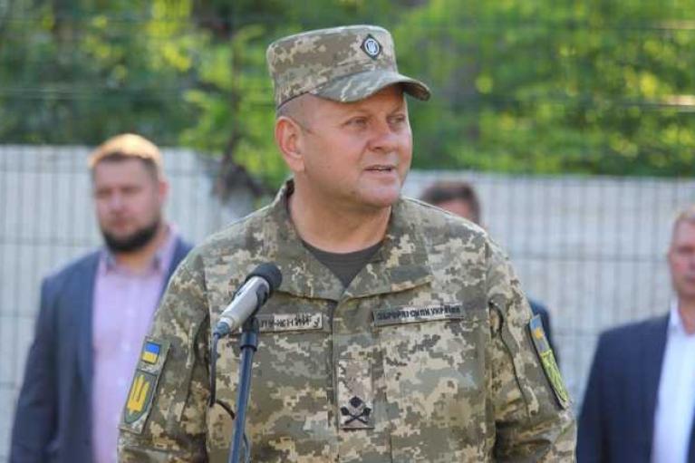 """Оккупанты Луганщины обвиняют нового командующего ВСУ в """"геноциде"""""""