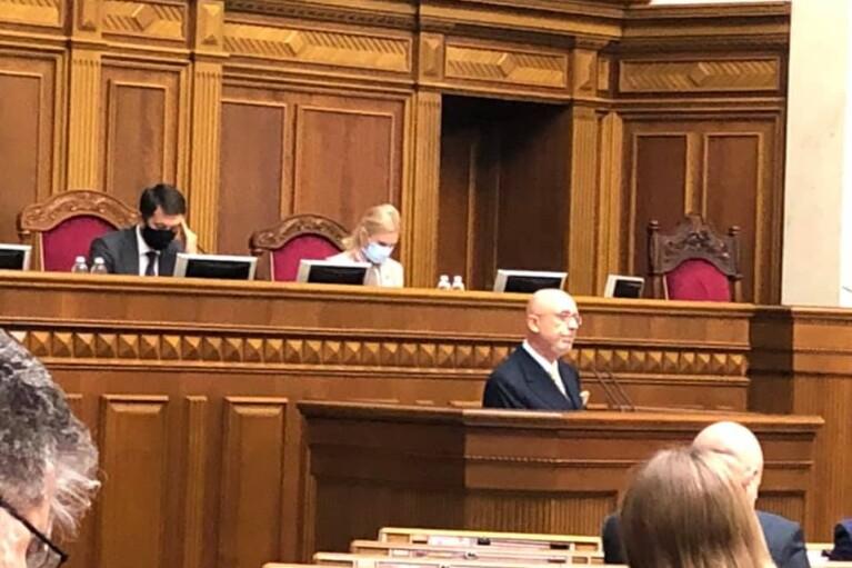 Резников объяснил нардепам, почему не следует надеяться на быструю реинтеграцию Донбасса