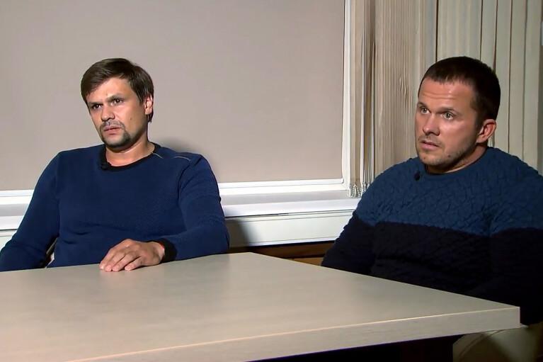 Петров/Боширов, Чехия и Украина. Как начинается глобальная контратака на спецслужбы РФ
