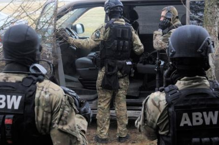 В Польше задержали российского шпиона