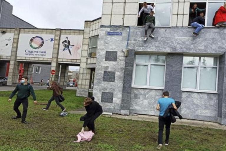"Дело ""пермского стрелка"": глава Следкома региона совершил самоубийство (ВИДЕО)"