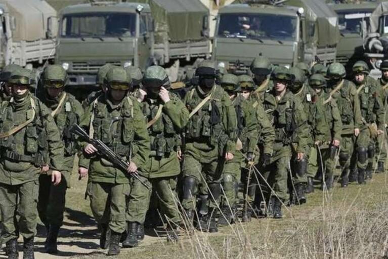 Численность российских войск на границе Украины удвоится, — Офис президента