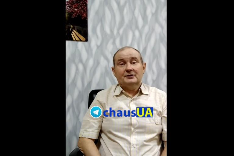 Прокуратура Молдови взялася за відео з Чаусом