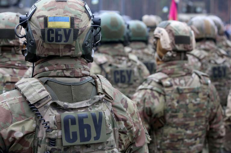 СБУ потренировалась отражать атаку России на Украину