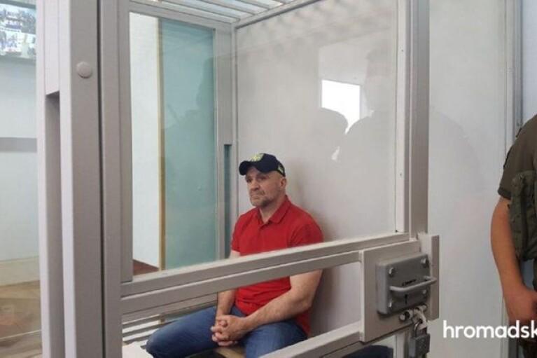 Мангер будет сидеть в изоляторе СБУ до 11 сентября
