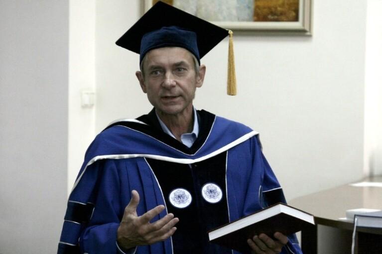 Помер експрезидент Києво-Могилянської академії Мелешевич