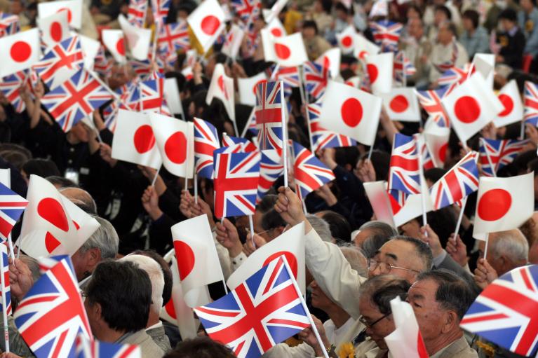 Глобальная Британия началась с Японии. Что задумали Лондон и Токио