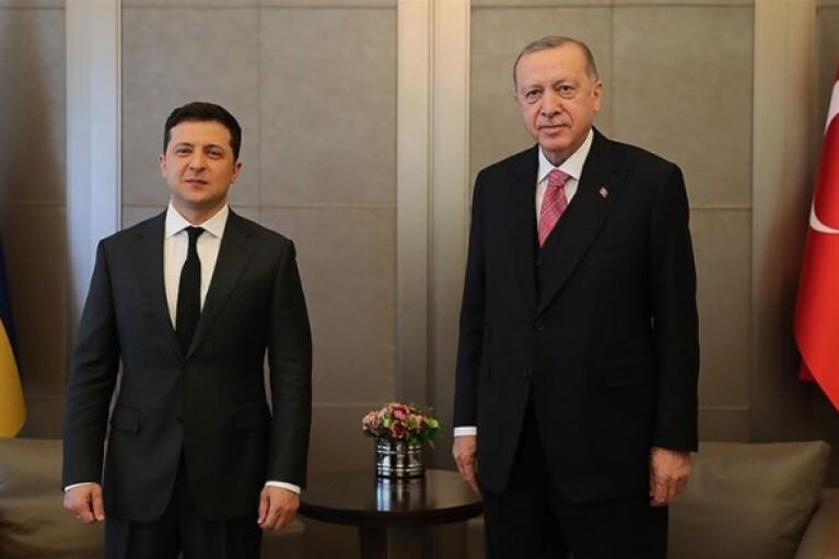 Турция никогда не признает Крым частью России, — Эрдоган