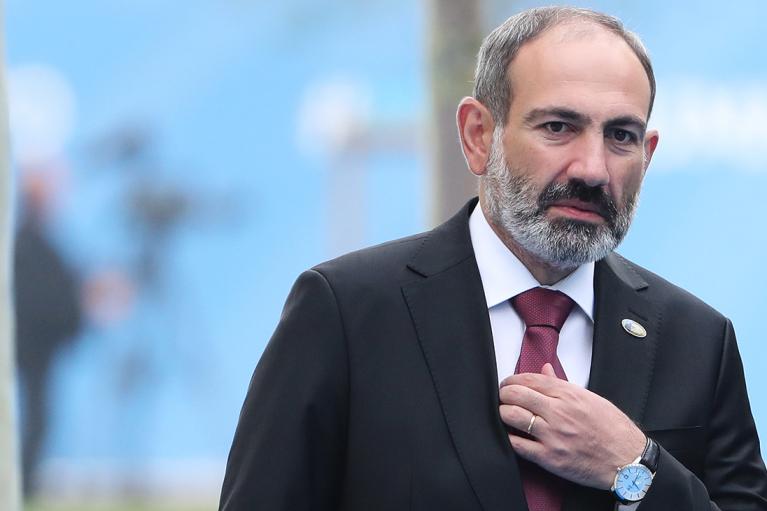 Парламент Вірменії провалив призначення Пашиняна: призначені дострокові вибори