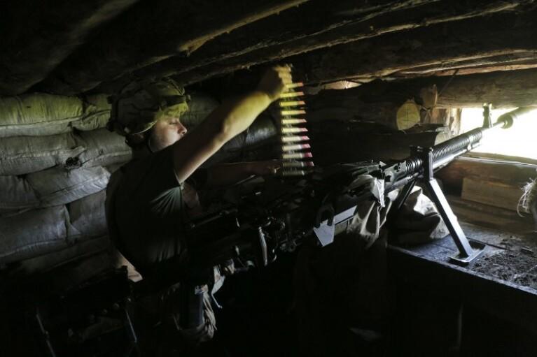 Ситуация в ООС: Оккупанты пять раз открывали огонь, потерь в рядах ВСУ нет