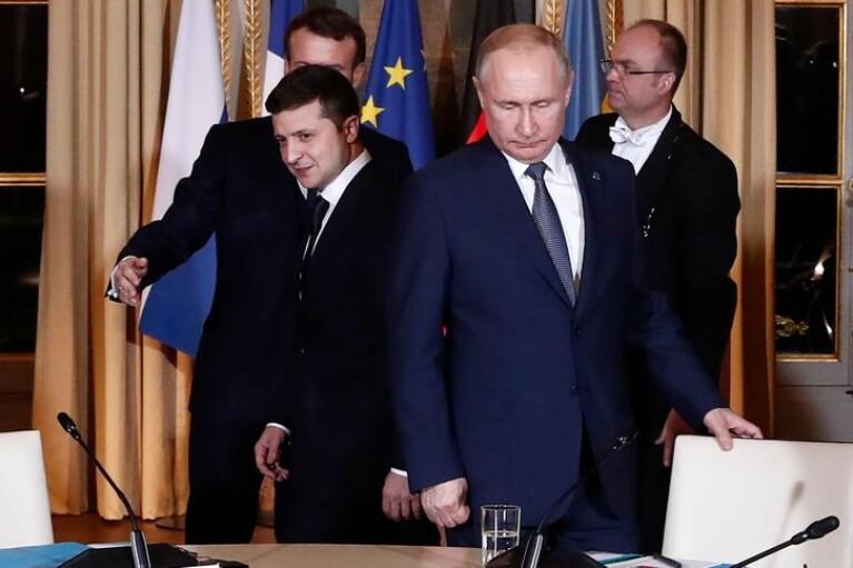 Зеленський вибухнув монологом про рівноправність, відповідаючи на запитання про Путіна
