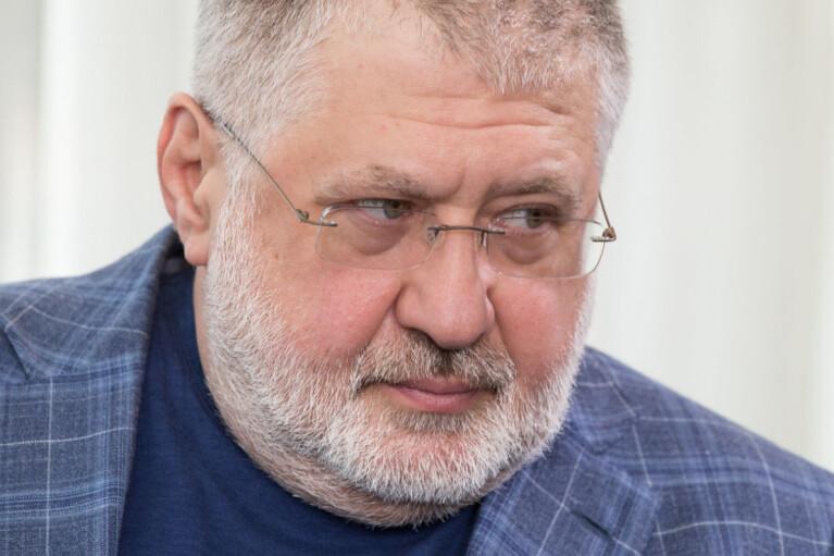 США наказали санкциями Коломойского с семьей